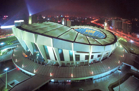 Shanghai Stadium (Shanghai, China)