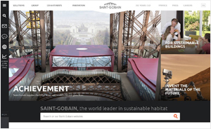 Saint-Gobain Global Website