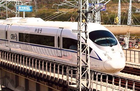 Products from Saint-Gobain ISOVER and Saint-Gobain Sekurit are featured in the railway cars of the first high-speed train line in northeastern China, connecting Harbin and Dalian.