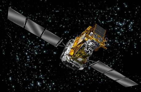 ガンマ線検出器搭載宇宙望遠鏡